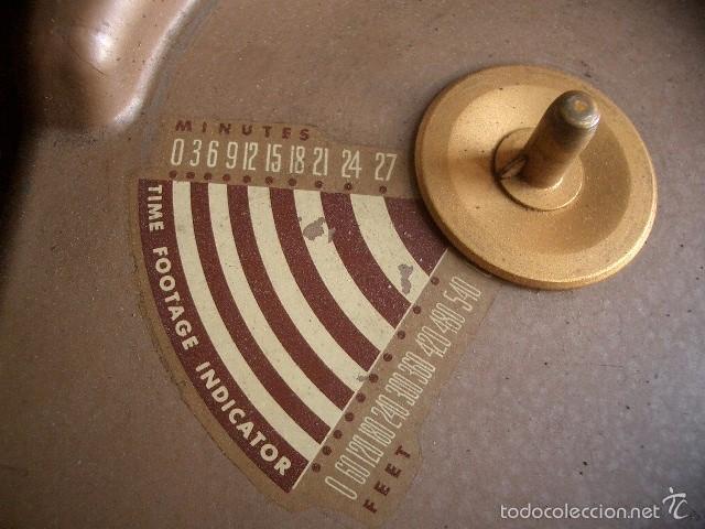 Fonógrafos y grabadoras de válvulas: Antigua grabadora Revere USA Ver fotos - Foto 7 - 60155659