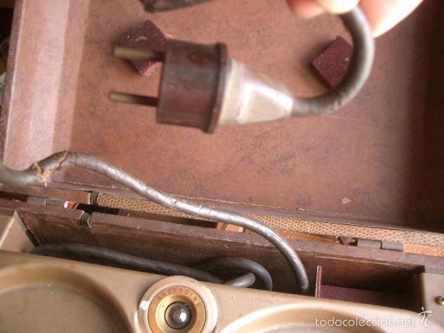 Fonógrafos y grabadoras de válvulas: Antigua grabadora Revere USA Ver fotos - Foto 9 - 60155659