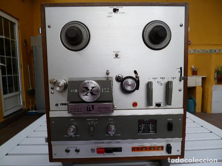 MAGNETOFONO AKAI - 1800 SD (Radios, Gramófonos, Grabadoras y Otros - Fonógrafos y Grabadoras de Válvulas)