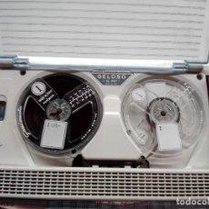 Phonographs and valve recorders - Grabadora de voz Geloso 257 años 70´ Funcionando. - 73676903