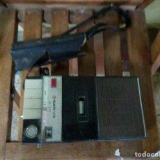 Phonographes et magnétophones à lampes: MAGNETOFONO GRABADOR CASSETTE SANYO M-20. Lote 77459521