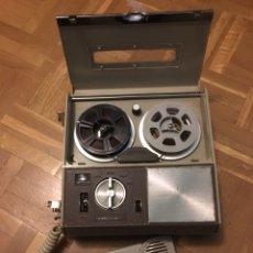 Fonógrafos y grabadoras de válvulas: GRABADORA REPRODUCTORA TRANDICORDER. Lote 78366193