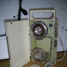 Fonógrafos y grabadoras de válvulas: GRABADORA DE CINTA MAGNETICA, VINTAGE, AÑOS 50. SENIOR CORDER..NO PROBADA..DESCRIPCION.. Lote 79909425