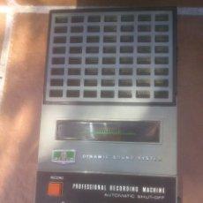 Fonógrafos y grabadoras de válvulas: GRABADORA CASSETTE SANYO M-1302. Lote 80411445