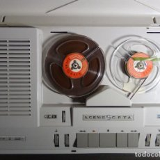 Fonógrafos y grabadoras de válvulas: LOEWE OPTA OPTACORD 412 - GRABADORA REPRODUCTORA - MADE IN GERMANY. Lote 84392404