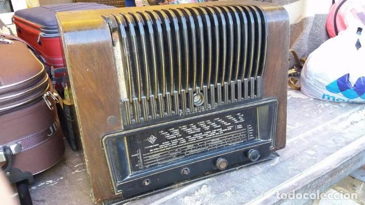 RADIO TELEFUNKEN (Radios, Gramófonos, Grabadoras y Otros - Fonógrafos y Grabadoras de Válvulas)