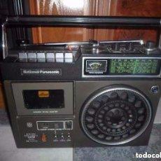 Fonógrafos y grabadoras de válvulas: RADIO CASSETTE PANASONIC 5310 FUNCIONANDO PERFECTAMENTE. Lote 103265007
