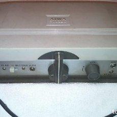 Fonógrafos y grabadoras de válvulas: MAGNETÓFONO VINTAGE AIWA TP-32A . Lote 103656343