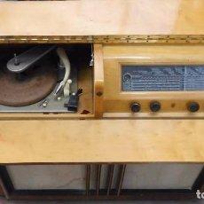 Fonógrafos y grabadoras de válvulas: RADIOFONOGRAFO FE-802-A HISTORICO. Lote 103820551