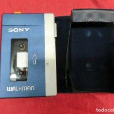 Fonógrafos y grabadoras de válvulas: WALKMAN MARCA SONY PARA AURICULARES DE LOS AÑOS 80`S. Lote 104302867