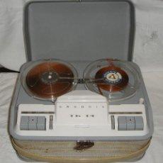 Fonógrafos y grabadoras de válvulas: GRABADORA GRUNDIG TK 14. Lote 118529663