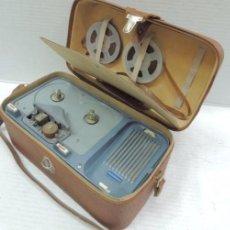 Fonógrafos y grabadoras de válvulas: MAGNETOFÓN. MARCA FONOTRIX. AÑOS 60. ORIGEN ALEMÁN.. Lote 141272650