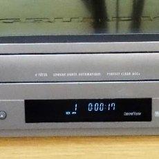 Fonógrafos y grabadoras de válvulas: GRUNDIG VIDEO CASETTE RECORDER WHS SHOW VIEW GV 9300 EURO. Lote 114721859