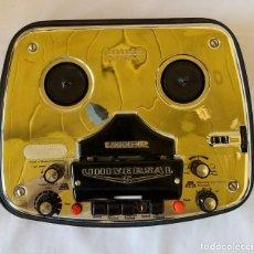Fonógrafos y grabadoras de válvulas: GRABADORA VINTAGE DE VALVULAS | UHER UNIVERSAL S. Lote 115007151