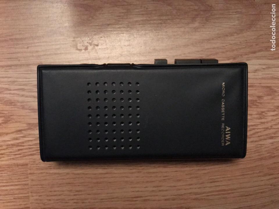 Fonógrafos y grabadoras de válvulas: Antigua grabador reproductor funciona perfectamente - Foto 3 - 116392700