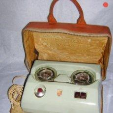 Fonógrafos y grabadoras de válvulas: GRABADORA ANTIGUA DE PHILIPS E L 35 81 F/100 VINTAGE. Lote 119469431