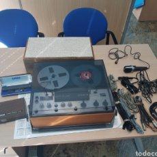 Fonógrafos y grabadoras de válvulas: GRAN MAGNETOFONO UHER MADE IN GERMANY. Lote 121114262