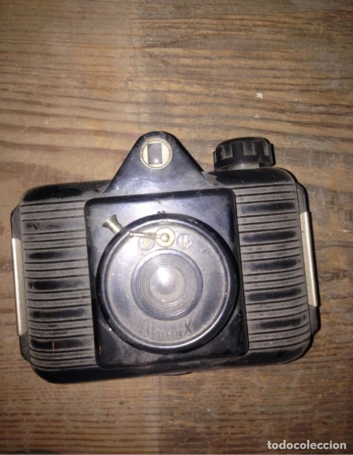 CAMARA DE FOTOS ANTIGUA (Radios, Gramófonos, Grabadoras y Otros - Fonógrafos y Grabadoras de Válvulas)