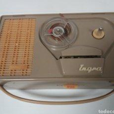 Fonógrafos y grabadoras de válvulas: MAGNETOFONO INGRA. Lote 120001830