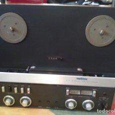 Fonógrafos y grabadoras de válvulas: PRECIOSO REVOX A77 REPRODUCTOR GRABADOR 4 PISTAS MK IV 1974-1977. WILLI STUDER GERMANY. Lote 120349735
