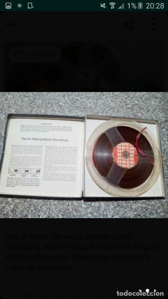 Fonógrafos y grabadoras de válvulas: lote magnetofono sony tc-377,amplificador superscope r-350, altavoces akai sw-30 y cintas. años 70 - Foto 10 - 120806343