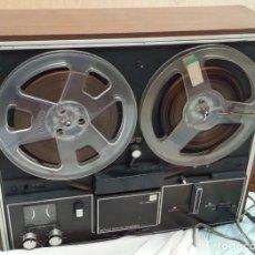 Phonographes et magnétophones à lampes: GRABADORA TOSHIBA. AÑOS 70. PRECIOSO APARATO PARA DECORACIÓN. NO FUNCIONA.. Lote 132470182