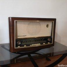Fonógrafos y grabadoras de válvulas: ESPECTACULAR RADIO DE VÁLVULAS ¡OFERTA!. Lote 133394734