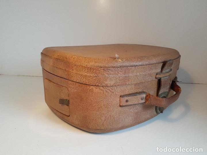 Fonógrafos y grabadoras de válvulas: Magnetofono antiguo, origen aleman, marca AEG - Foto 8 - 139054402