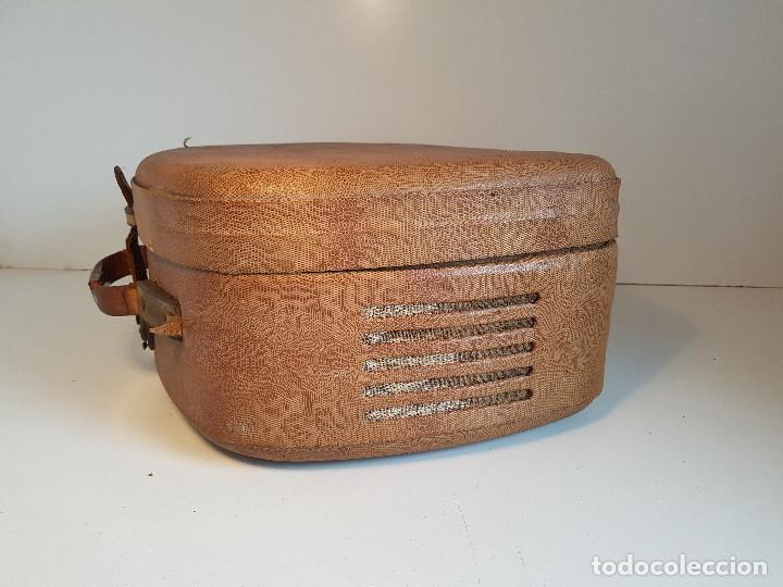Fonógrafos y grabadoras de válvulas: Magnetofono antiguo, origen aleman, marca AEG - Foto 10 - 139054402