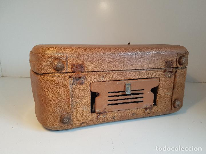 Fonógrafos y grabadoras de válvulas: Magnetofono antiguo, origen aleman, marca AEG - Foto 11 - 139054402