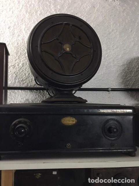 ATWATER KENT. AÑOS 30 (Radios, Gramófonos, Grabadoras y Otros - Fonógrafos y Grabadoras de Válvulas)