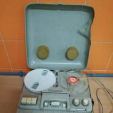 Fonógrafos y grabadoras de válvulas: ANTIGUO MAGNETOFON TELEFUNKEN 76. Lote 140298789