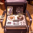 Fonógrafos y grabadoras de válvulas: TELEFUNKEN MAGNETOPHON 203 TS STEREO 1968. Lote 145414978