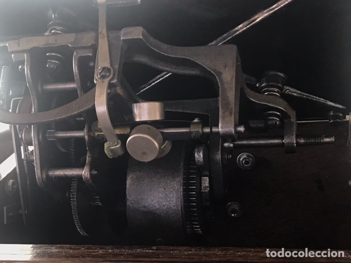 Fonógrafos y grabadoras de válvulas: Fonógrafo Edison original - Foto 19 - 145824268
