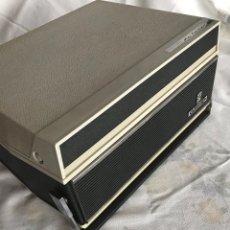 Fonógrafos y grabadoras de válvulas: ANTIGUA GRABADORA GRUNDIG TK 19 L + CINTAS. Lote 147882086