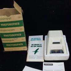 Fonógrafos e gravadores de válvulas: MICROFONOGRAFO. Lote 148853185