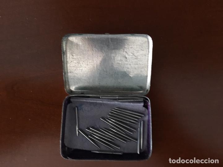 Fonógrafos y grabadoras de válvulas: Caja de Agujas para Fonógrafos - Foto 2 - 154482404