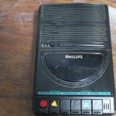 Fonógrafos y grabadoras de válvulas: GRABADORA PHILIPS CASSETTE AUDIO COMPUTER PSL ELECTRONICA (FUNCIONA ). Lote 155357846