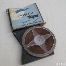 Fonógrafos y grabadoras de válvulas: CINTA DE GRABACION PARA MAGNETOFONO. Lote 155847398