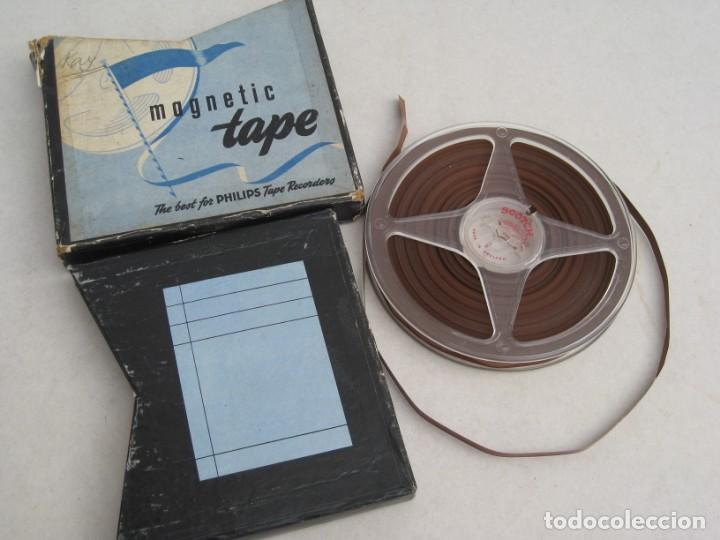 Fonógrafos y grabadoras de válvulas: Cinta de grabacion para magnetofono - Foto 4 - 155847398