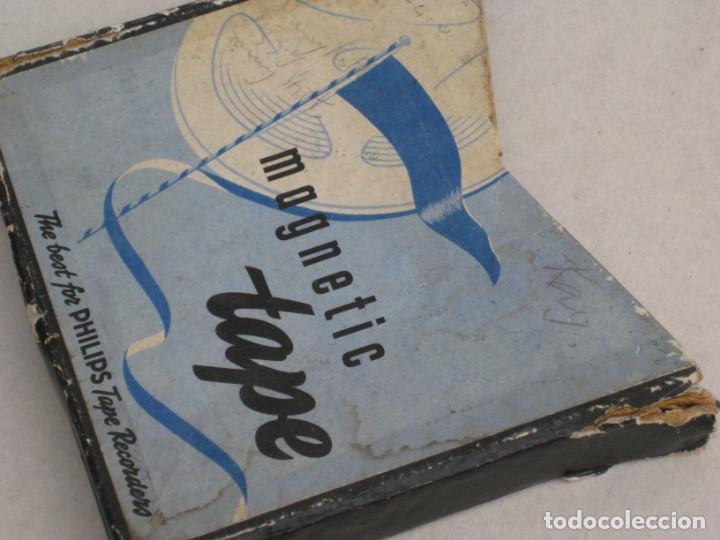 Fonógrafos y grabadoras de válvulas: Cinta de grabacion para magnetofono - Foto 8 - 155847398