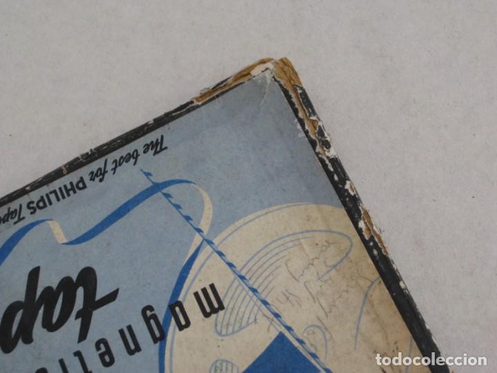 Fonógrafos y grabadoras de válvulas: Cinta de grabacion para magnetofono - Foto 10 - 155847398