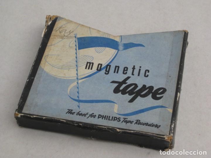 Fonógrafos y grabadoras de válvulas: Cinta de grabacion para magnetofono - Foto 11 - 155847398