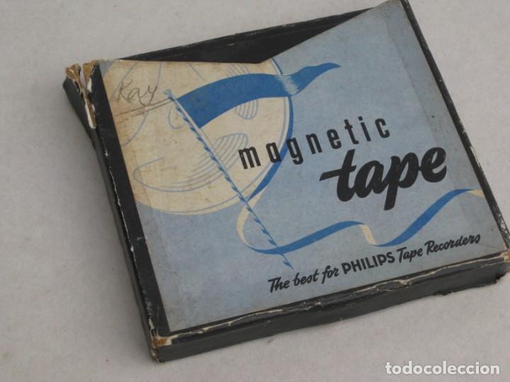 Fonógrafos y grabadoras de válvulas: Cinta de grabacion para magnetofono - Foto 12 - 155847398