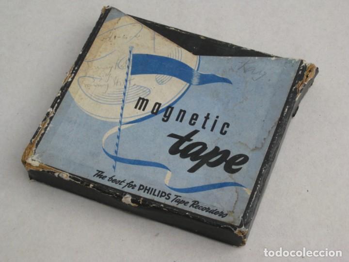 Fonógrafos y grabadoras de válvulas: Cinta de grabacion para magnetofono - Foto 13 - 155847398