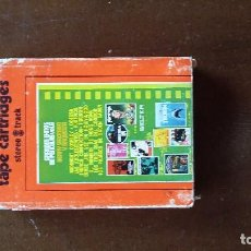 Fonógrafos y grabadoras de válvulas: CARTUCHO 8 PISTAS-GRANDES EXITOS DE PELICULAS VOLUMEN 6-HENRY SALOMON Y ORQUESTA.. Lote 156725370
