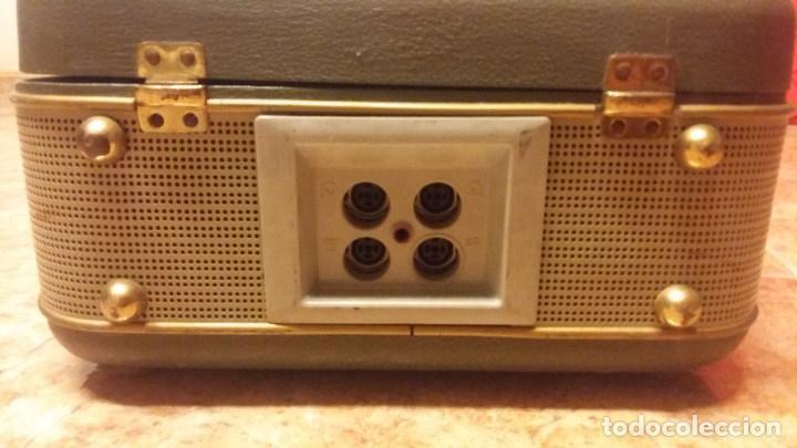 Fonógrafos y grabadoras de válvulas: Grundig TK 20 - Foto 7 - 157766450