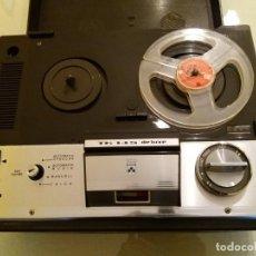 Fonógrafos y grabadoras de válvulas: MAGNETÓFONO GRUNDIG TK 145 DE LUXE. . Lote 157960226