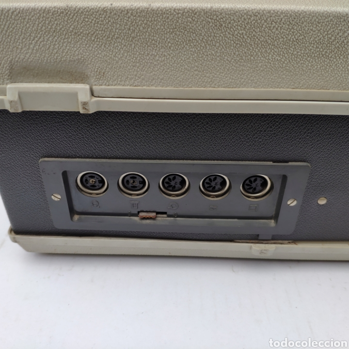 Fonógrafos y grabadoras de válvulas: Magnetofono años 60 grundig tk 23 l deluxe - Foto 6 - 160963444