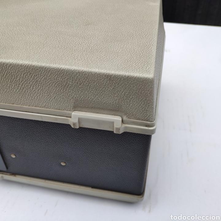 Fonógrafos y grabadoras de válvulas: Magnetofono años 60 grundig tk 23 l deluxe - Foto 7 - 160963444